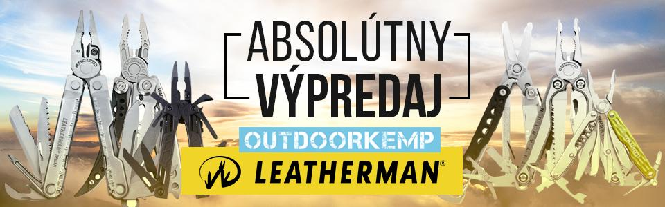 Výpredaj Leatherman