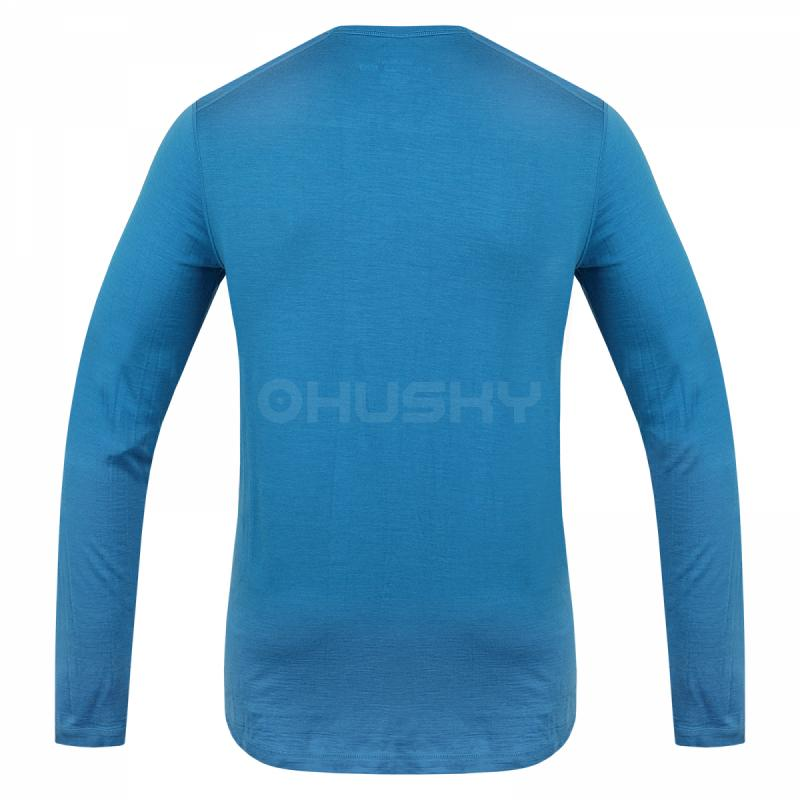 1c9d7f8c3 Husky Merino tričko - dlhý rukáv M | Outdoorkemp - e-shop