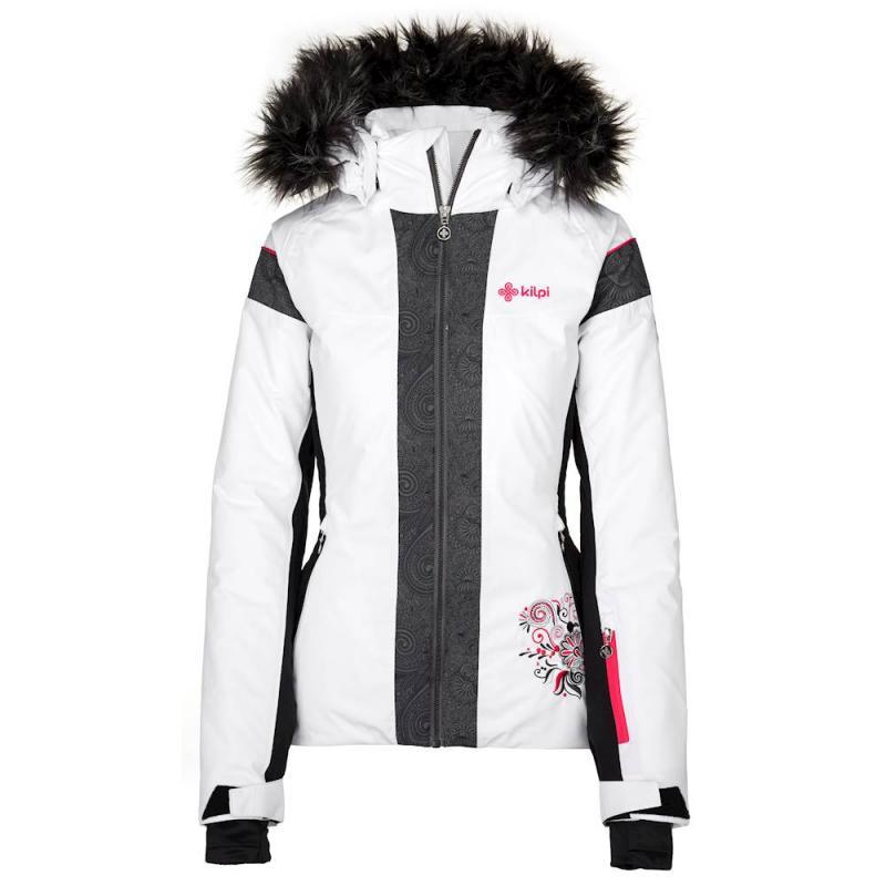 d023867e9630 dámska lyžiarska bunda. Kilpi DELIA W 18 19